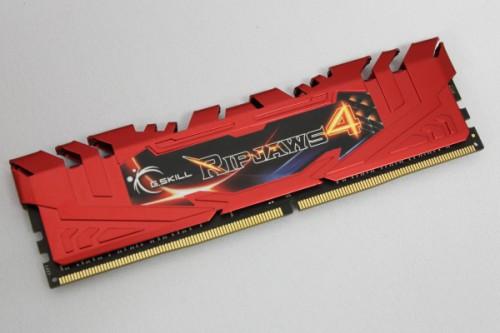 DDR4-2666メモリ、G.Skill F4-2666C15Q-16GRRを試す