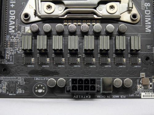 ASUS X99-AのVRM
