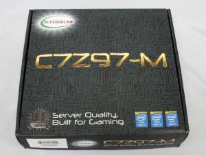 Supermicro C7Z97-M