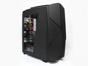 NZXT Noctis 450 ブラックモデル