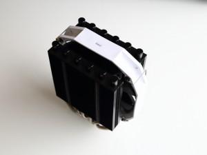 ブース出展は無かったPhanteksの薄型ツインタワーサイドフローCPUクーラー「PH-TC14S」。国内未発売だが、レビュー用のサンプルを入手できたので、後日レビューを掲載予定だ。
